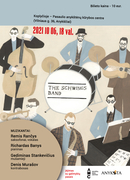 """Opening of V. Pečiukonis exhibition and concert of """"The Schwings Band"""""""
