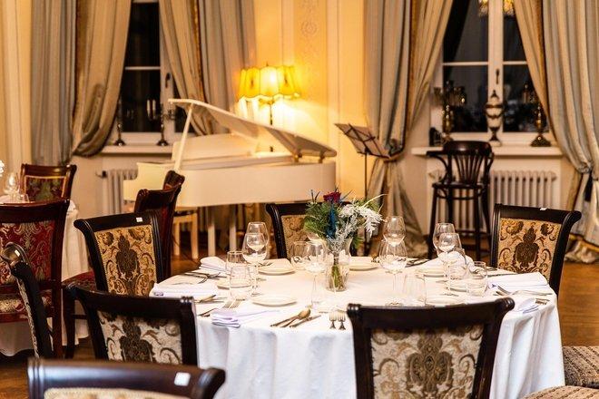 Burbiškis Manor's Restaurant