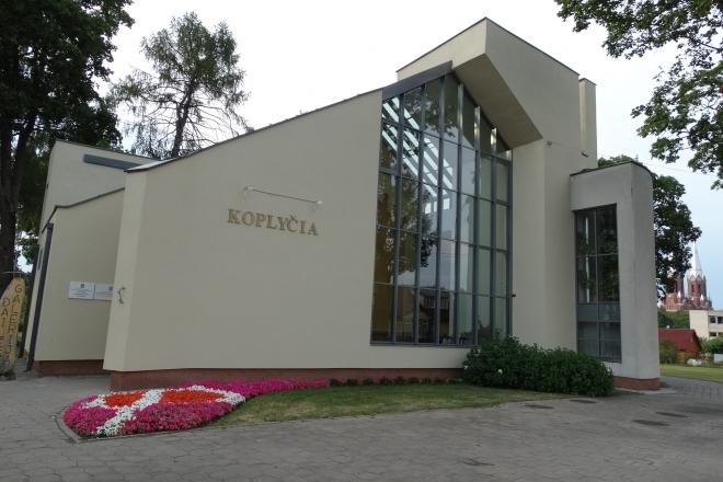 The Chapel of Anykščiai - Creative Centre of Anykščiai Citizens of the World