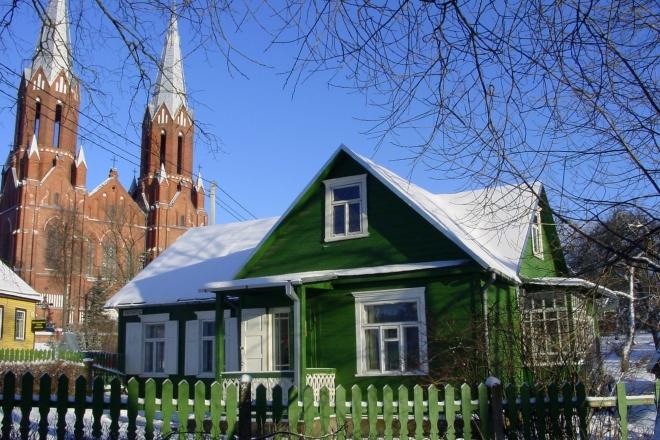 Memorial House –Museum of the Writer Bronė Buivydaitė
