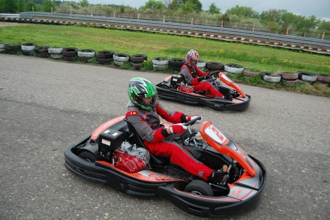 Anykščiai Cart Racing