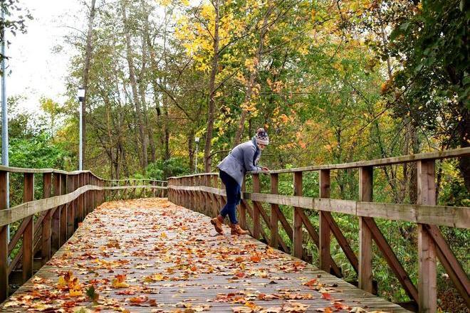 The Path of Wellness of Šventoji River