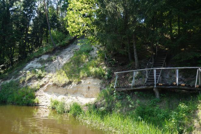 Cognitive Route: Anykščiai Regional Park's Exposures