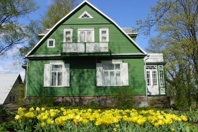 Memorial house-museum of the writer Antanas Zhukauskas – Venuolis