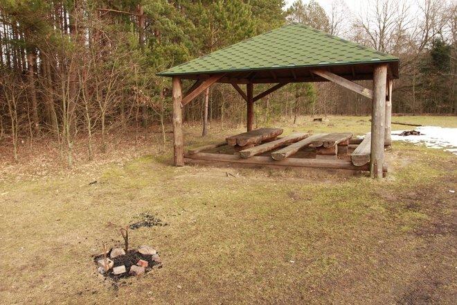 Paandrioniškio campsite
