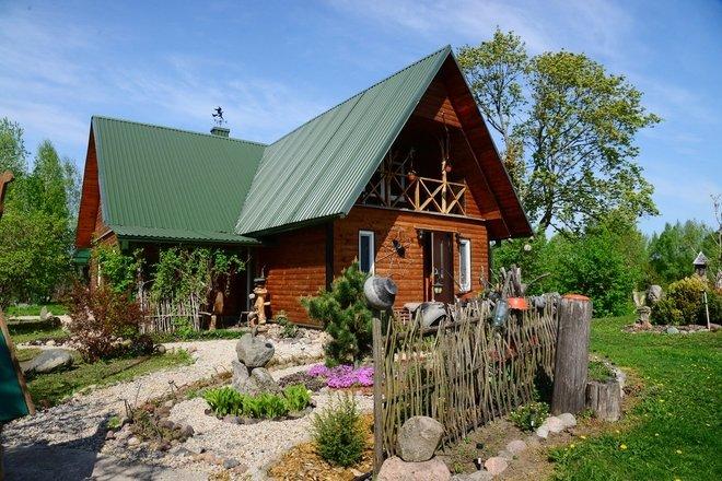 "Rural tourism homestead ""Navyna"""