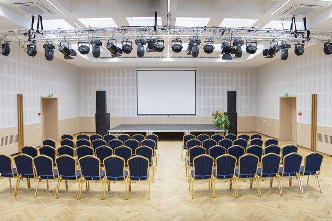 Conferences at Anykščiai Culture Center