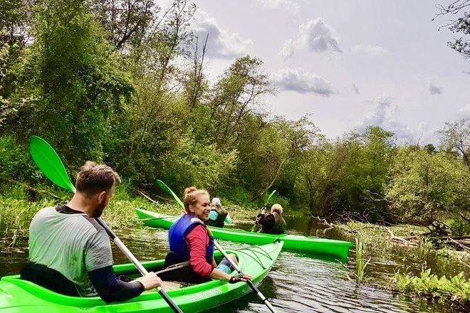 "Canoe rental ""Green stop"""