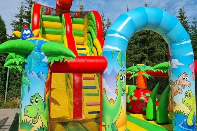 """Children's playground """"Run Run"""""""