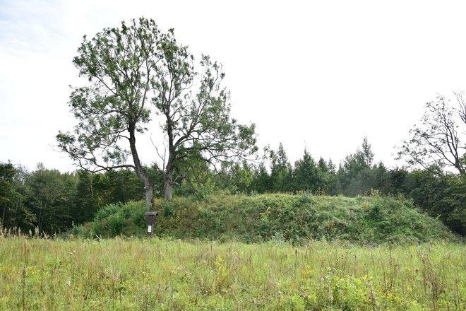 Buivydai Mound