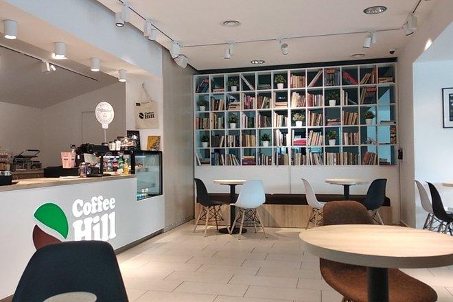 CoffeeHill Anyksciai