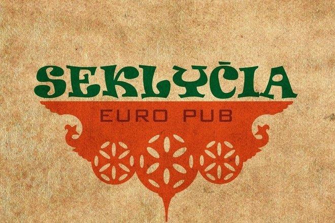 Euro Pub Seklyčia