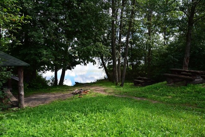 Tilto campsite