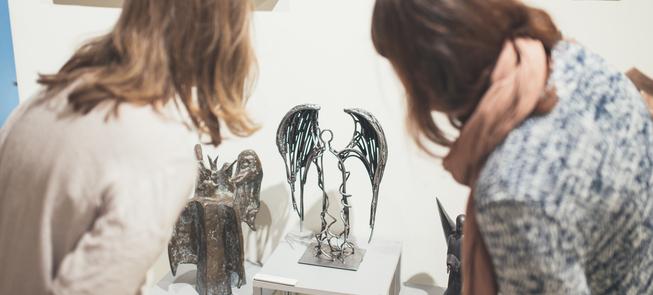 Музей ангелов и Центр искусства Аникщяй