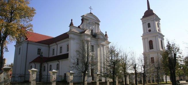 Костёл Пресвятой Троицы и ансамбль Бернардинского монастыря