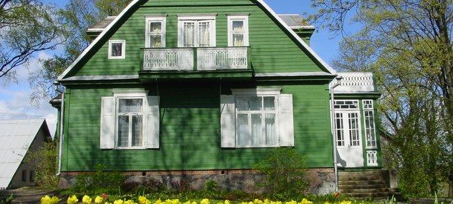 Мемориальный дом-музей писателя Антанаса Жукаускаса – Венуолиса